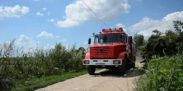 Firefighters-volunteers: success story of Nedoboyivska AH