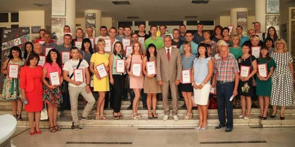 Amalgamated hromadas of the oblast to have their websites
