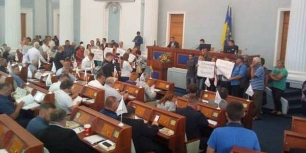 Cherkasy Oblast Council blocks build-up of 24 new AHs