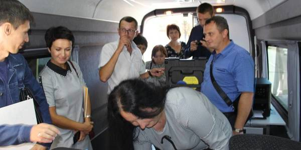 More than 120 activists of hromadas visited best ASCs of country with study visits