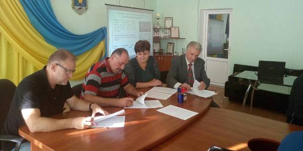 AHs of Mykolayiv and Poltava Oblast signed memorandum of understanding and cooperation