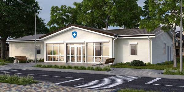 New outpatient clinic to appear in the village of Kiliyska AH in Odesa Oblast