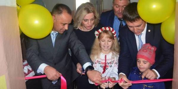 Inclusive-resource centre started its work in Rivne Oblast's first  AH