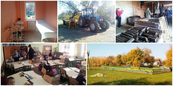 Stepanetska AH – hromada of success with a beauty salon even in a small village