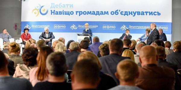 Why did not debates manage to convince 30% of Poltava Oblast residents?