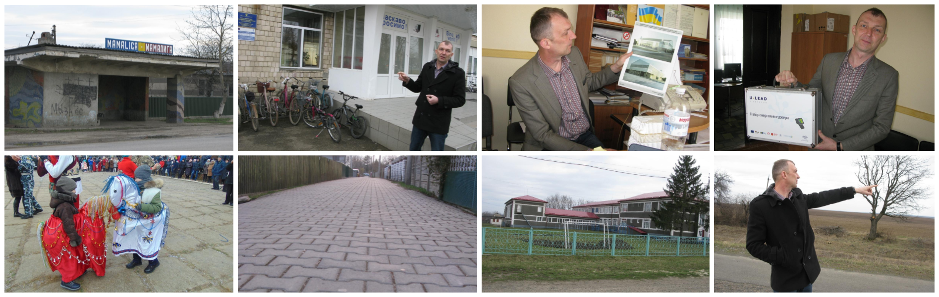 At the junction of three borders. Interview with hromada leader