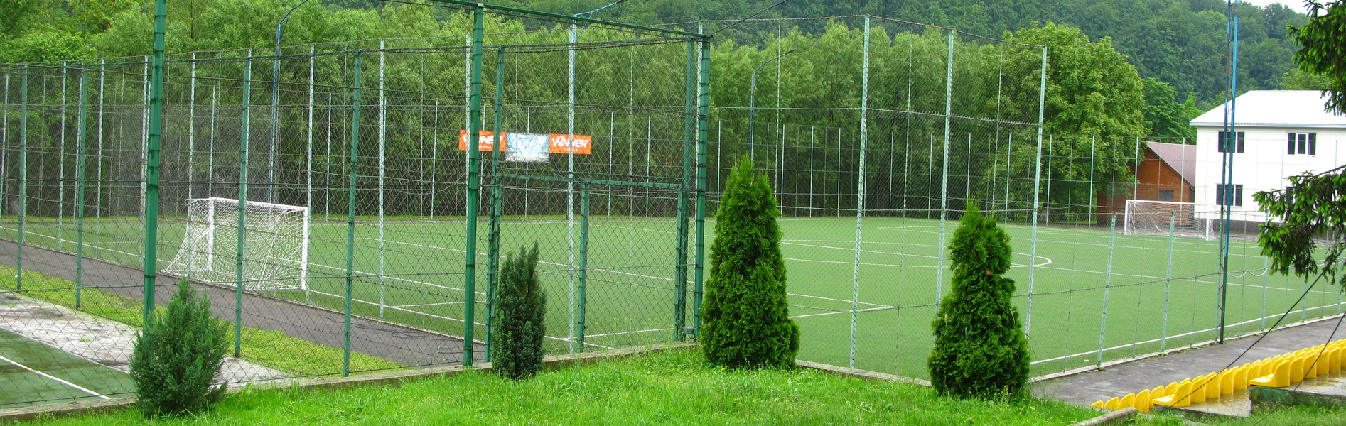 How rural hromada opened sports school - report from Polyanska AH