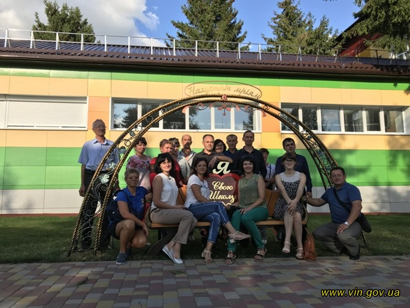"""Representatives of Krasnopilska AH to take over experience of Dnipropetrovsk Oblast in implementing """"Police Officer for Hromada"""" project"""