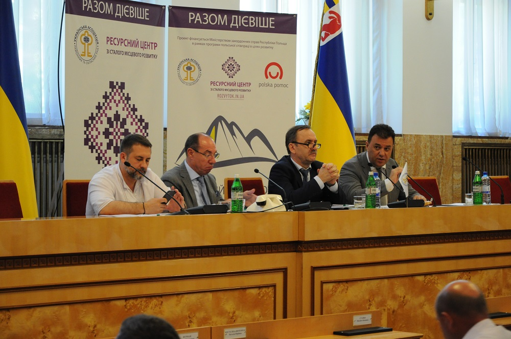 We plan to submit a draft State Programme for the Development of the Ukrainian Carpathian Region for 2020-2022 to the Government already in a month, - Vyacheslav Nehoda