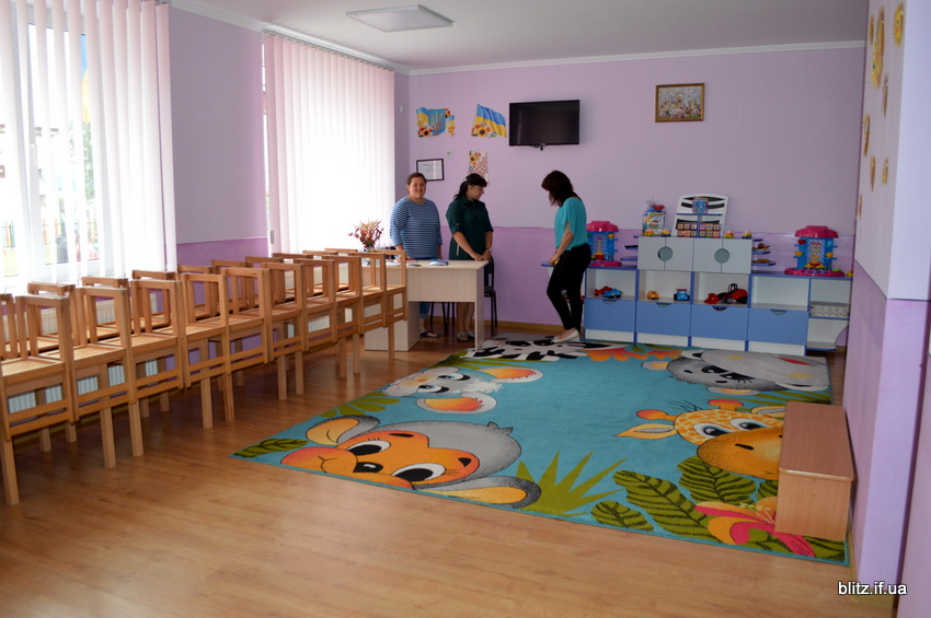 Waste sorting and forest protection: changes in Dzvynyatska AH