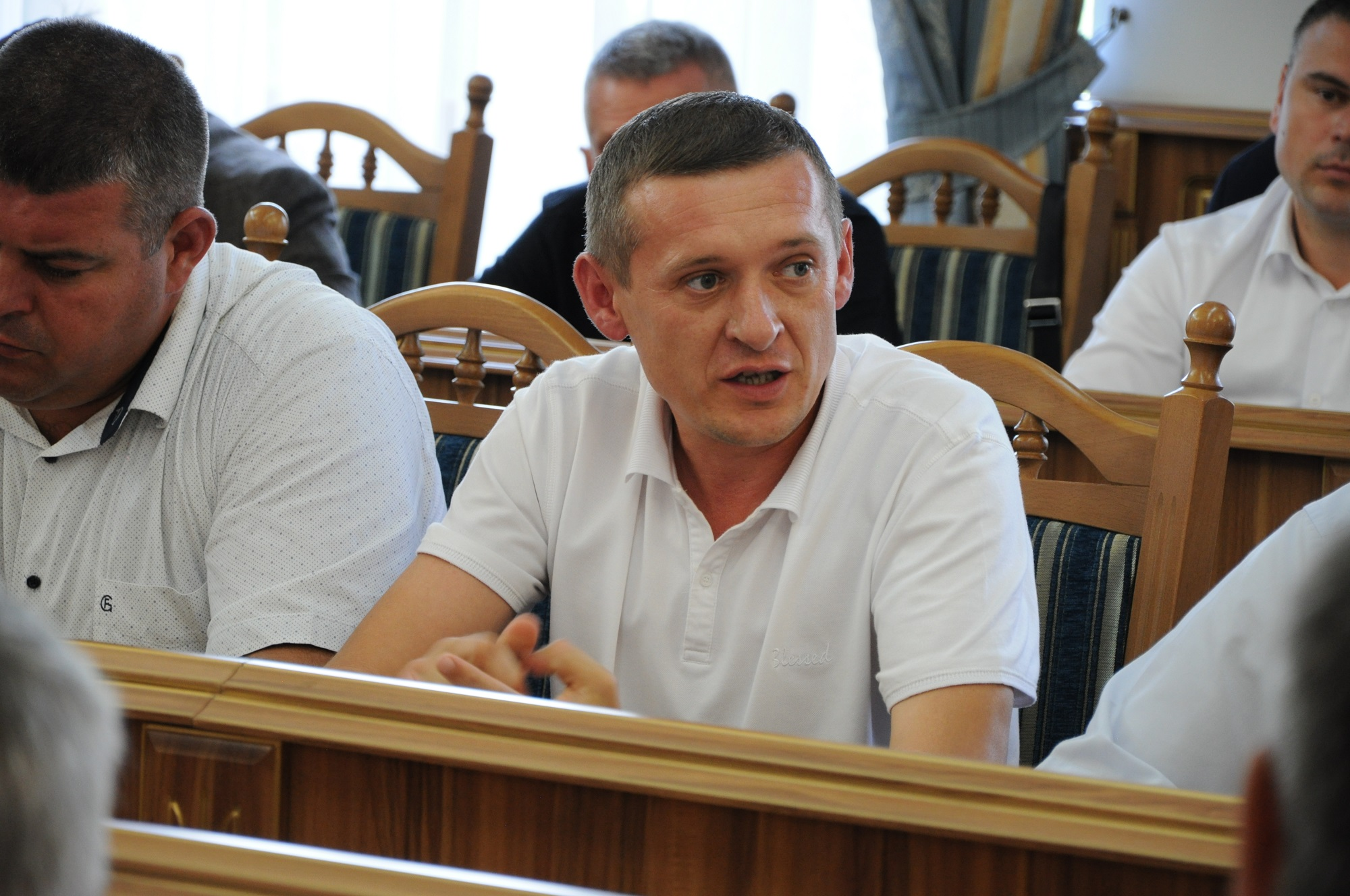 People will react calmly to administrative amalgamation, since they see successes of AHs - Vyacheslav Nehoda