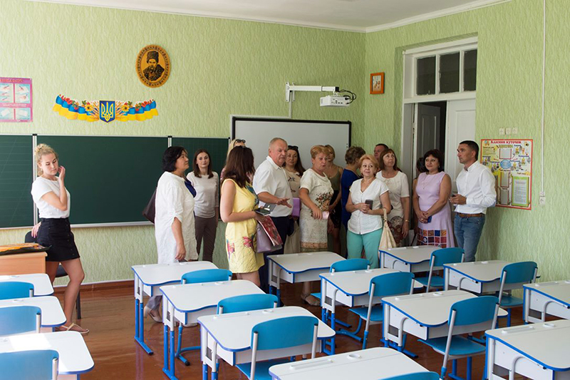 Present-day developments and prospects of one of youngest AHs in Sumy Oblast