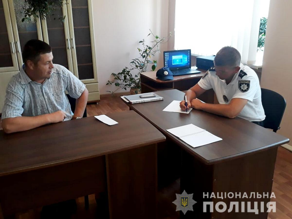 First police station opened in Putyla Rayon