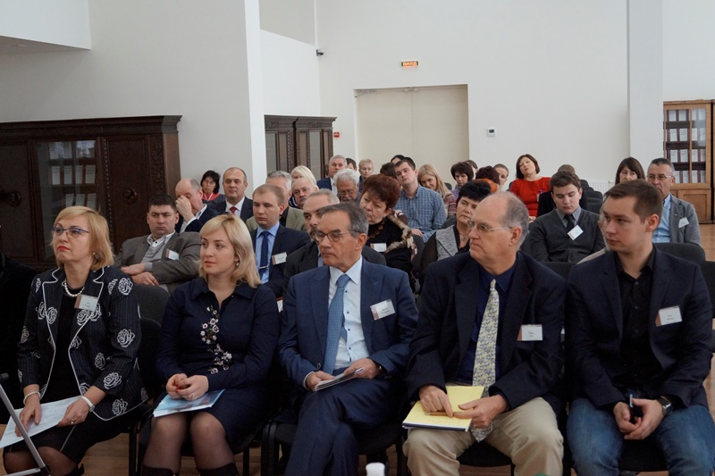 Development of small Ukrainian cities was discussed in Kyiv