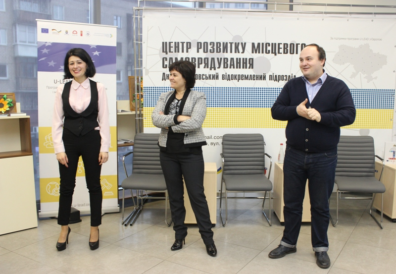 Amalgamated hromadas of Dnipropetrovsk Oblast studied energy efficiency projects