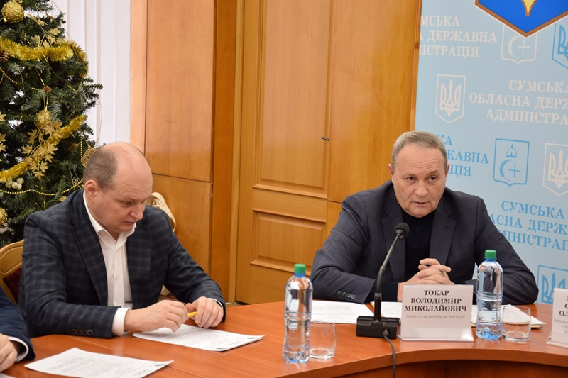 DESPRO makes its activities more profound in Sumy Oblast
