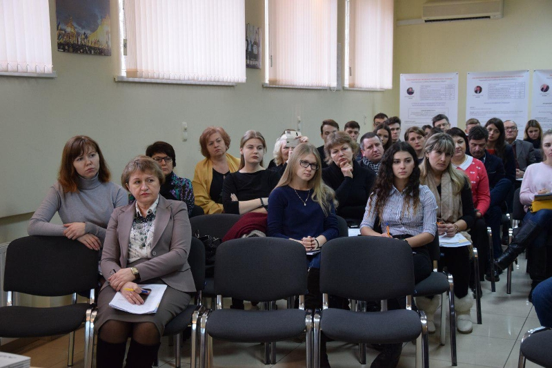 "Operation ""HUS"": Hromada – University – Student"