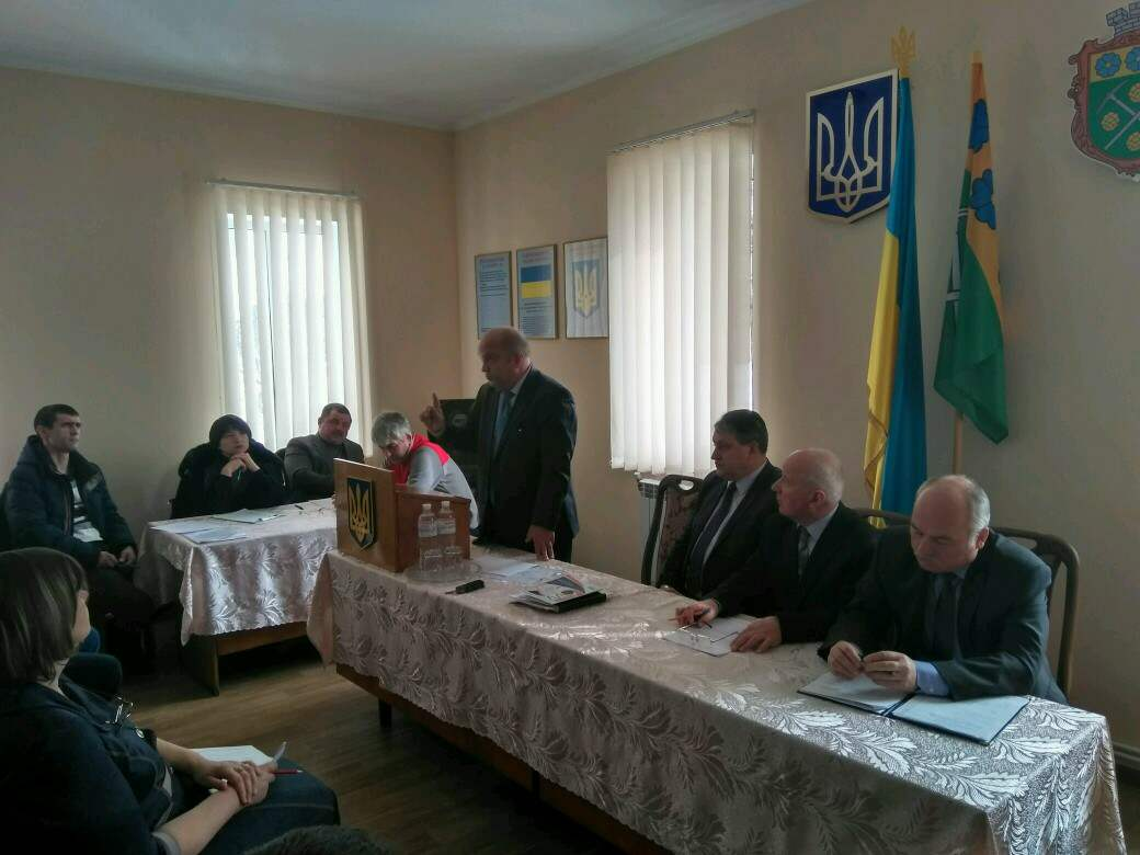 Chernyakhiv initiated AH establishment
