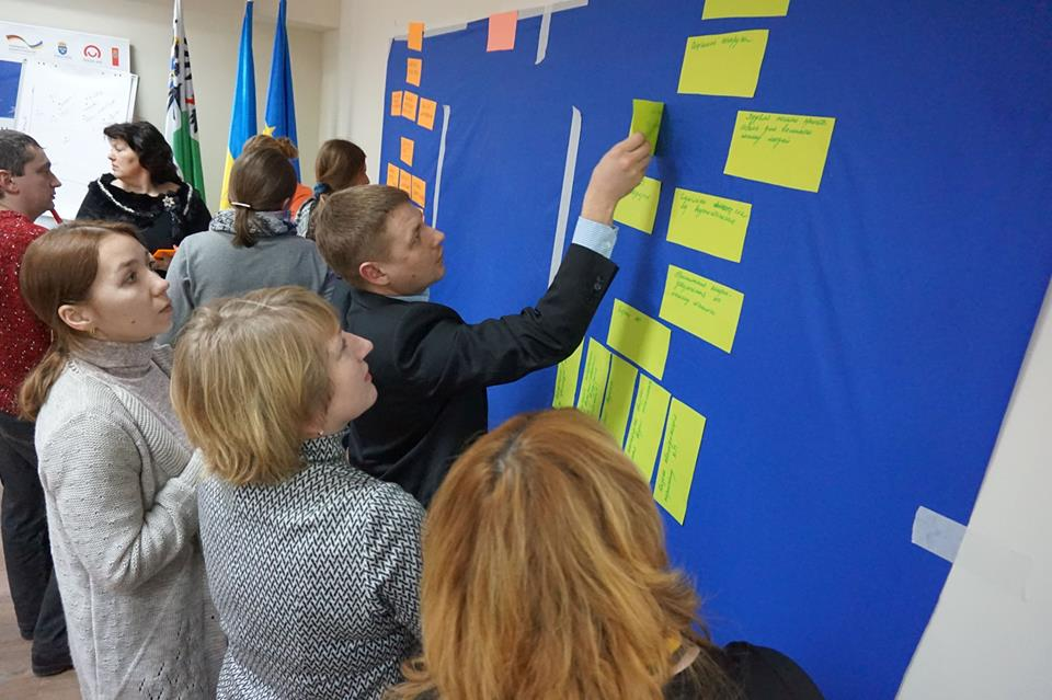 Chernihiv Oblast plans to become leader in creating and implementing hromadas' development projects