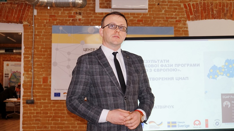 Modern ASCs to appear in AHs of Zhytomyr Oblast