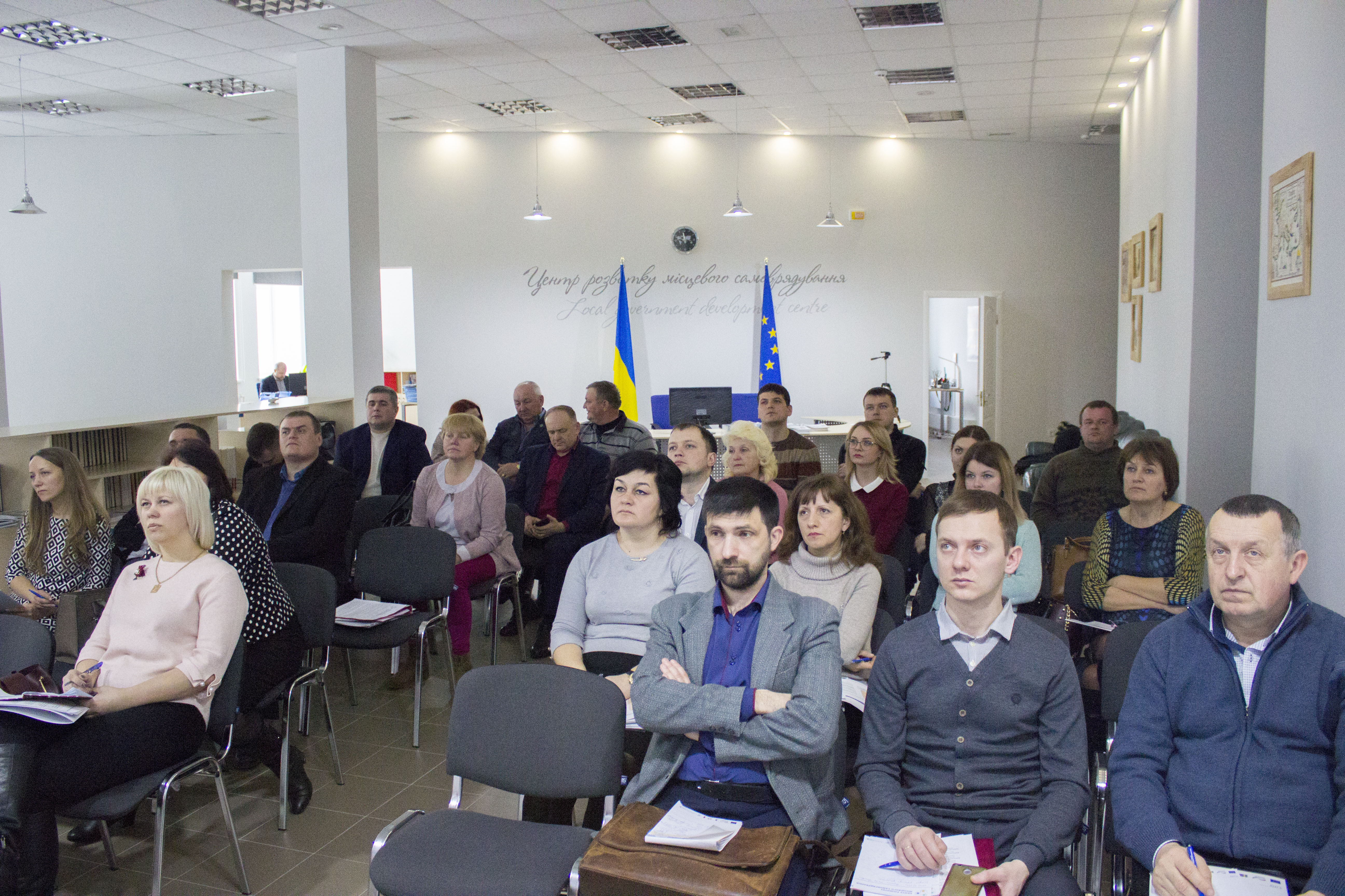 Hromadas of Sumy Oblast learnt to properly prepare project applications