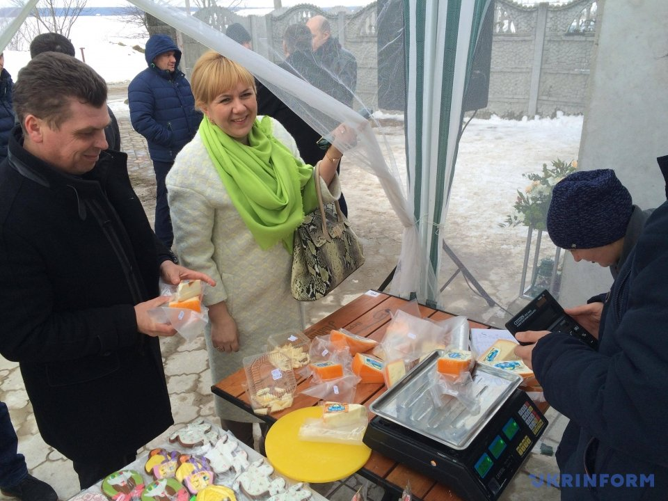 Ambassador of Austria opened cheese dairy in Hlybotska AH in Bukovyna