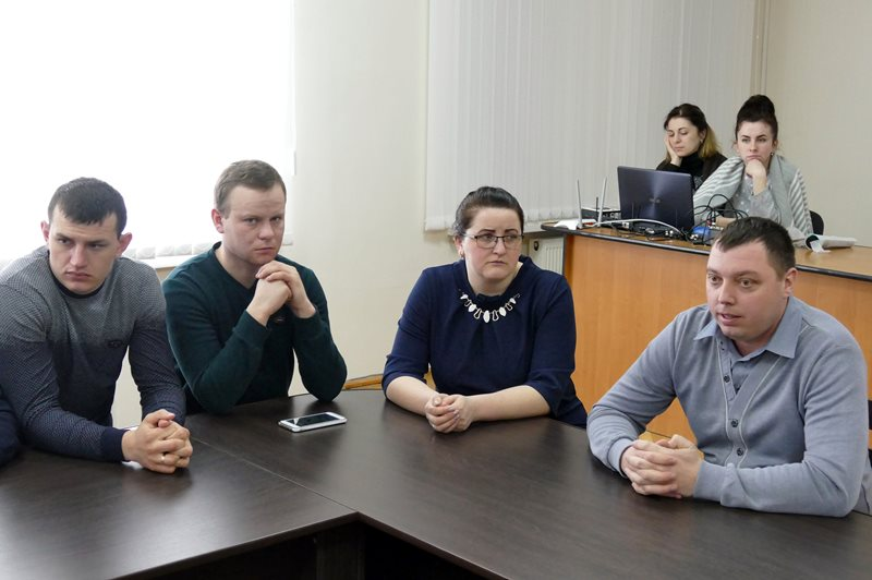 AHs of Rivne Oblast studied experience of ASCs' operation in Ivano-Frankivsk Oblast