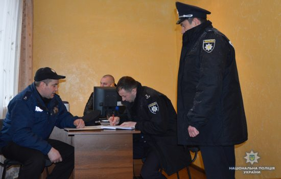 Police stations being opened in hromadas of Volyn Oblast