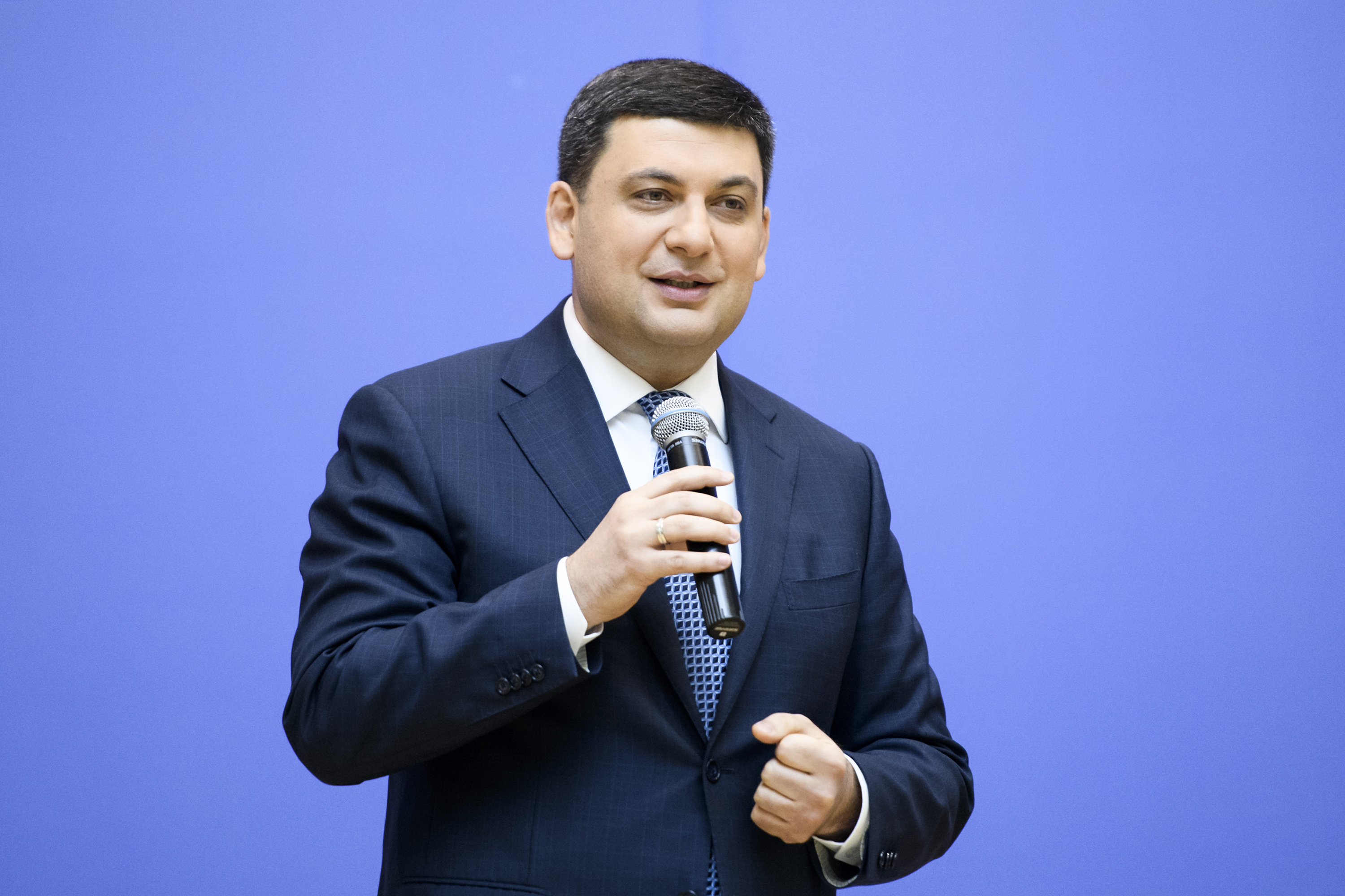The funds for the roads should be used efficiently both at the state and the local levels, - Groysman
