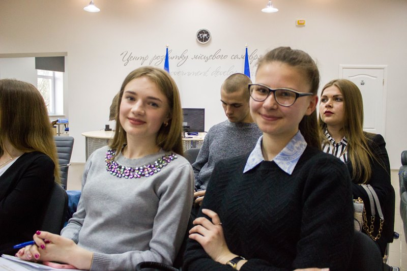 Conscious youth project started in Sumy Oblast