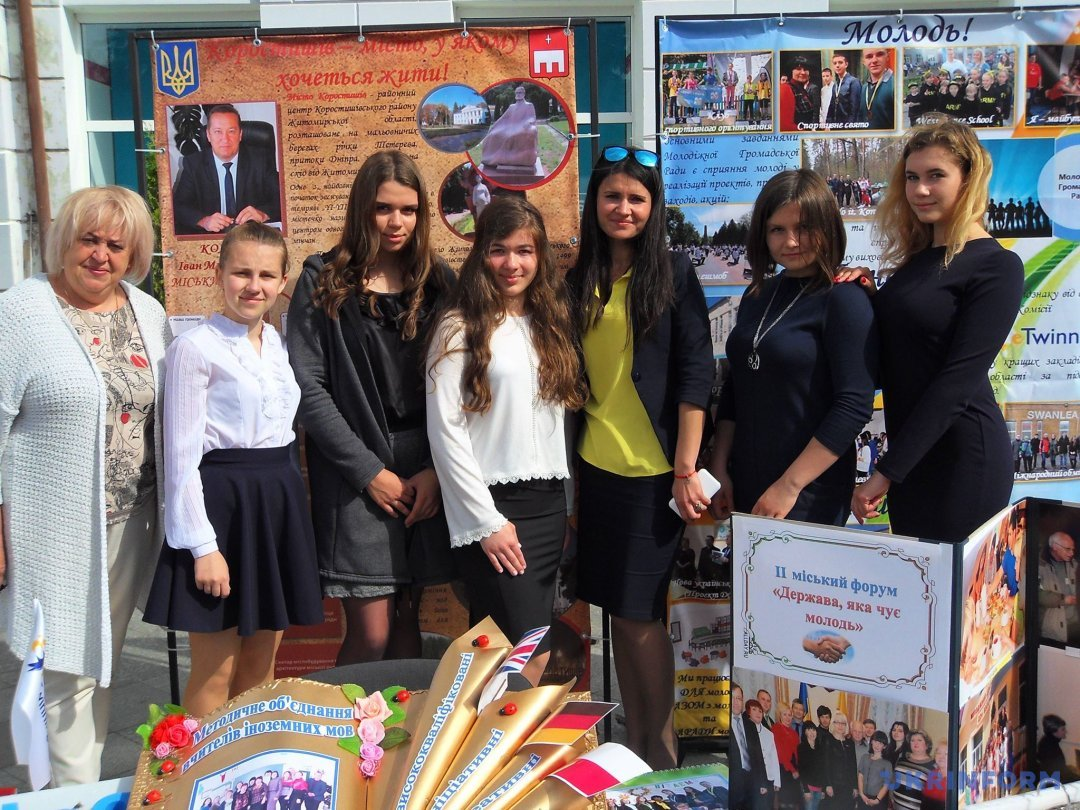 AHs of Zhytomyr Oblast presented their achievements at exhibition
