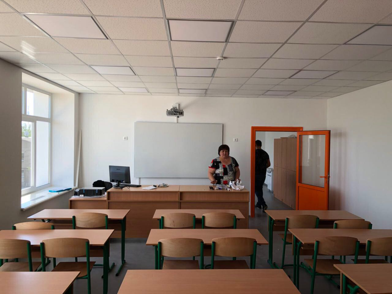 Results of decentralisation: new modern school opened in Solonianska AH