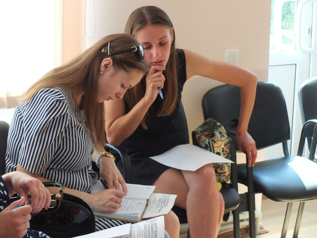 Participants of Civil Activist Academy learned how to conduct advocacy campaigns