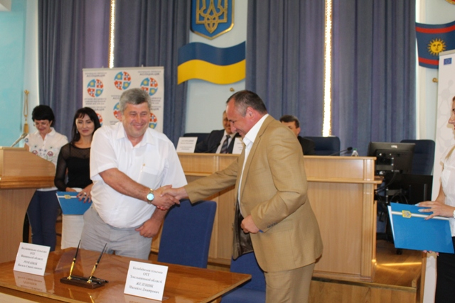Podillya amalgamates – AHs of Vinnytsia and Khmelnytskyi Oblasts signed memorandum of cooperation