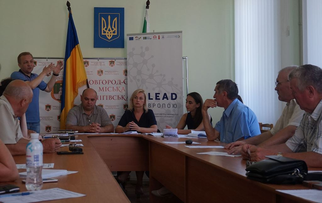 Chernihiv LGDC experts: It is worth considering establishment of two hromadas in the rayon – in Novhorod-Siverskyi and Hremyach
