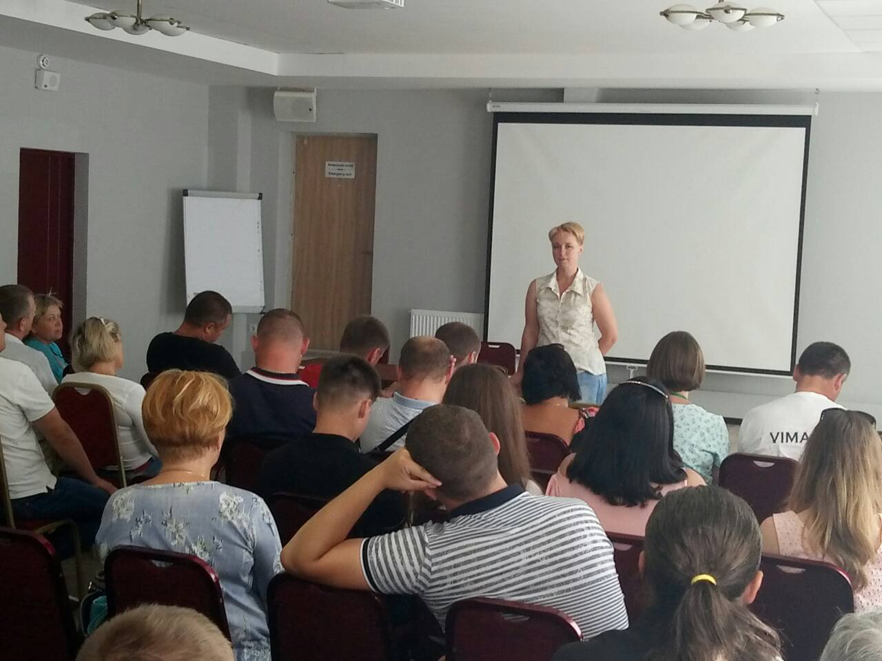 """Do not be afraid to dream of implementing interesting projects in hromadas"": first all-Ukrainian summer school on spatial planning held in Odesa"