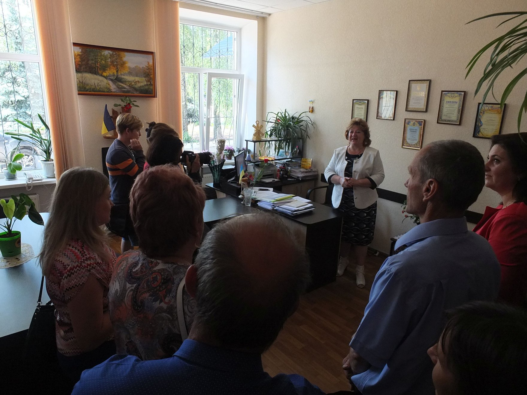 Mykhailo-Kotsyubynska hromada shared successes and real achievements