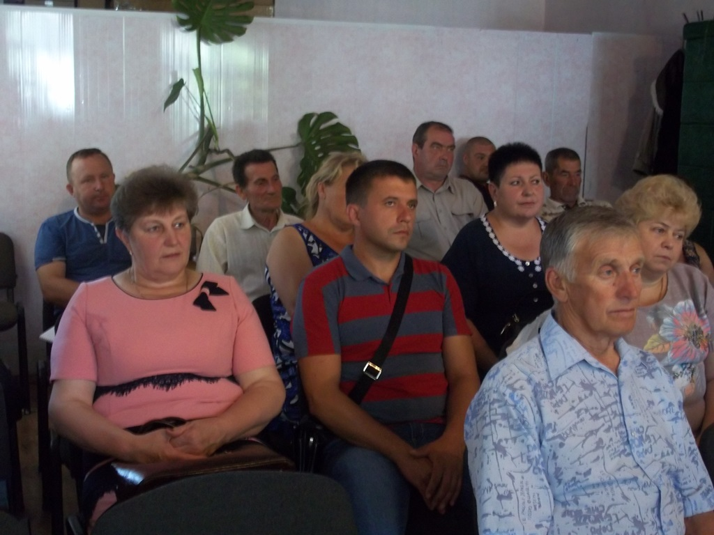Processes of accession to established AHs activated in Vinnytsia Oblast
