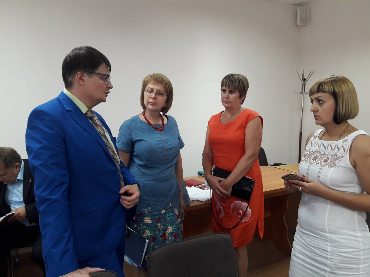 Money followed patients in four hromadas of Dnipropetrovsk Oblast