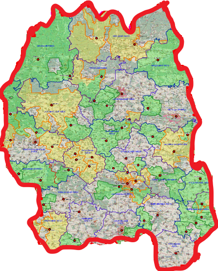 64 AHs are planned to be formed in Zhytomyr Oblast