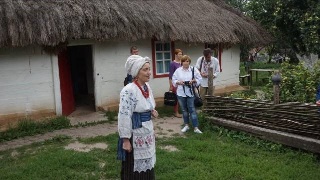 Radomyshlska AH absorbs successful practices of rural green tourism