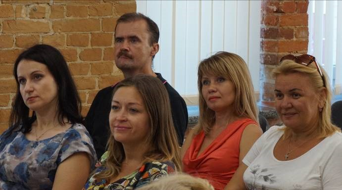 Specialists from AHs of Mykolayiv and Kherson Oblast take on experience of Zhytomyr colleagues