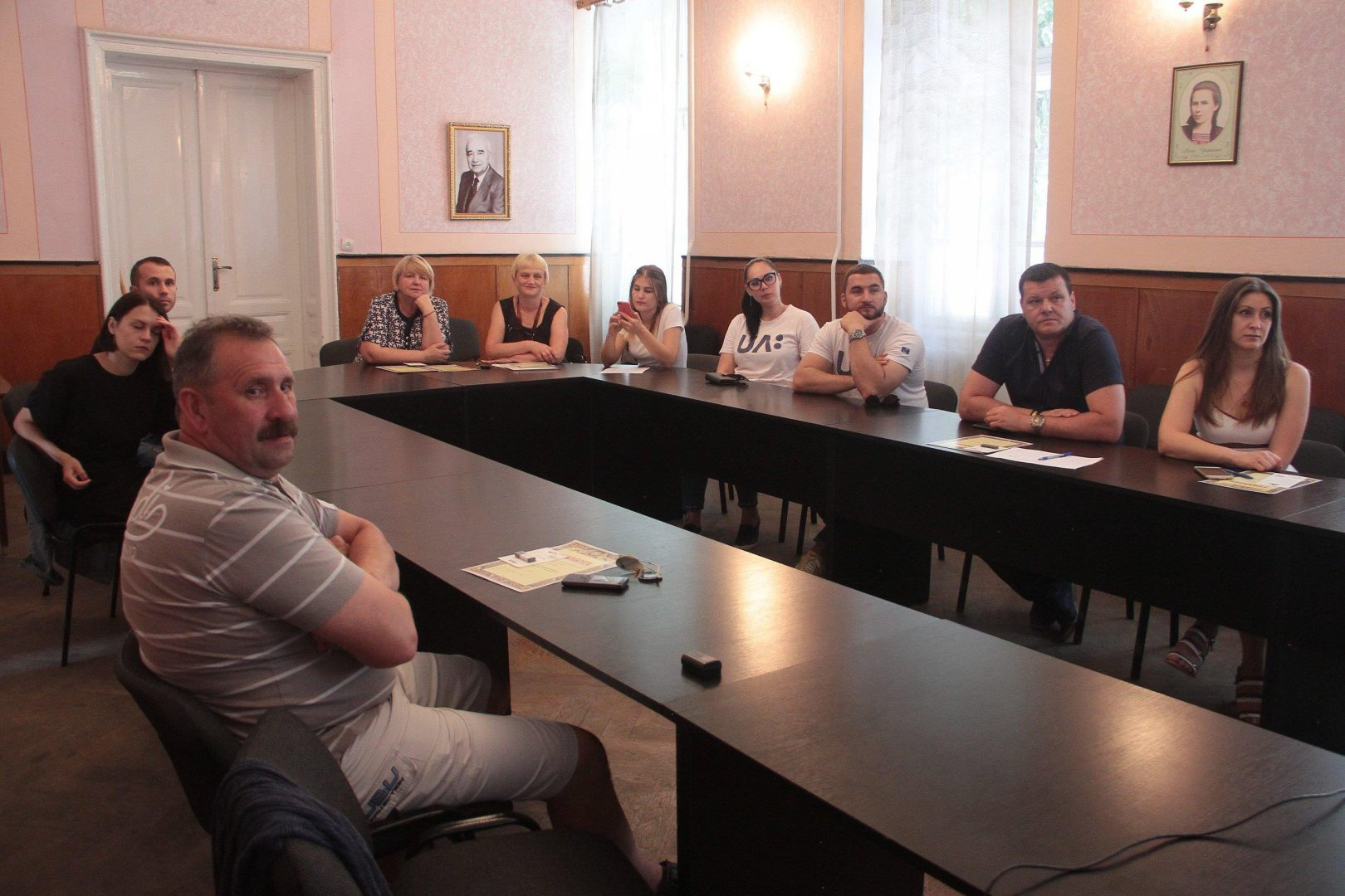 "Five winners of ""Agents of Hromadas"" project selected in Chernivtsi"