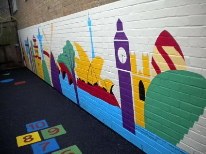 Educational Mural Ideas