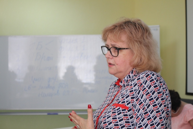 Increasing efficiency of AH libraries in Vinnytsia Oblast