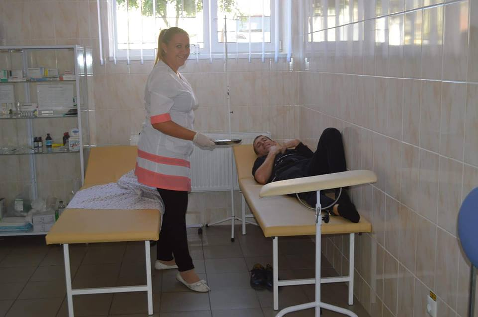 Avanhardivska AH opened additional outpatient premises