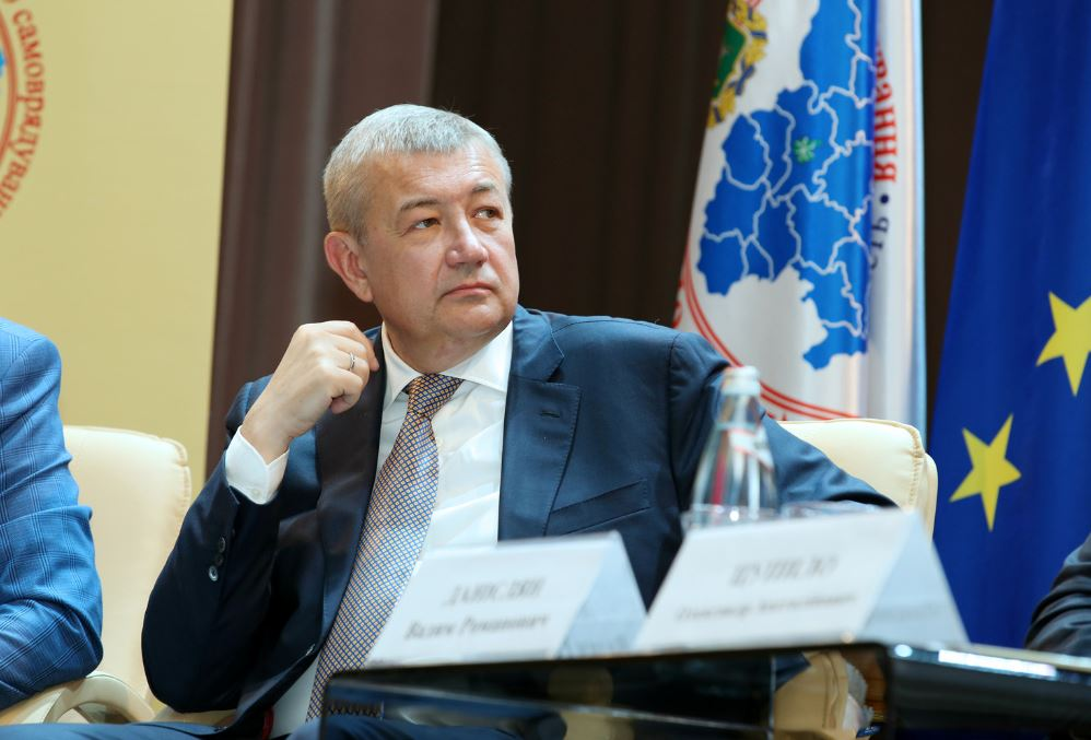 Kharkiv Oblast management is proposed to draft changes to region's administrative-territorial structure