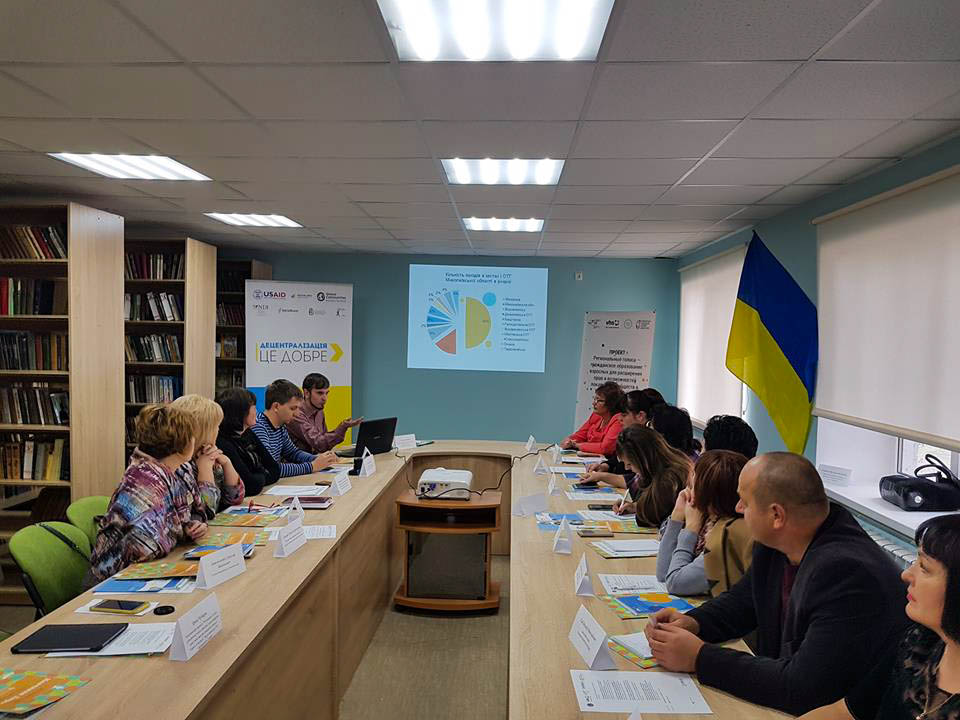 First adult education centre opened in Halytsynivska hromada