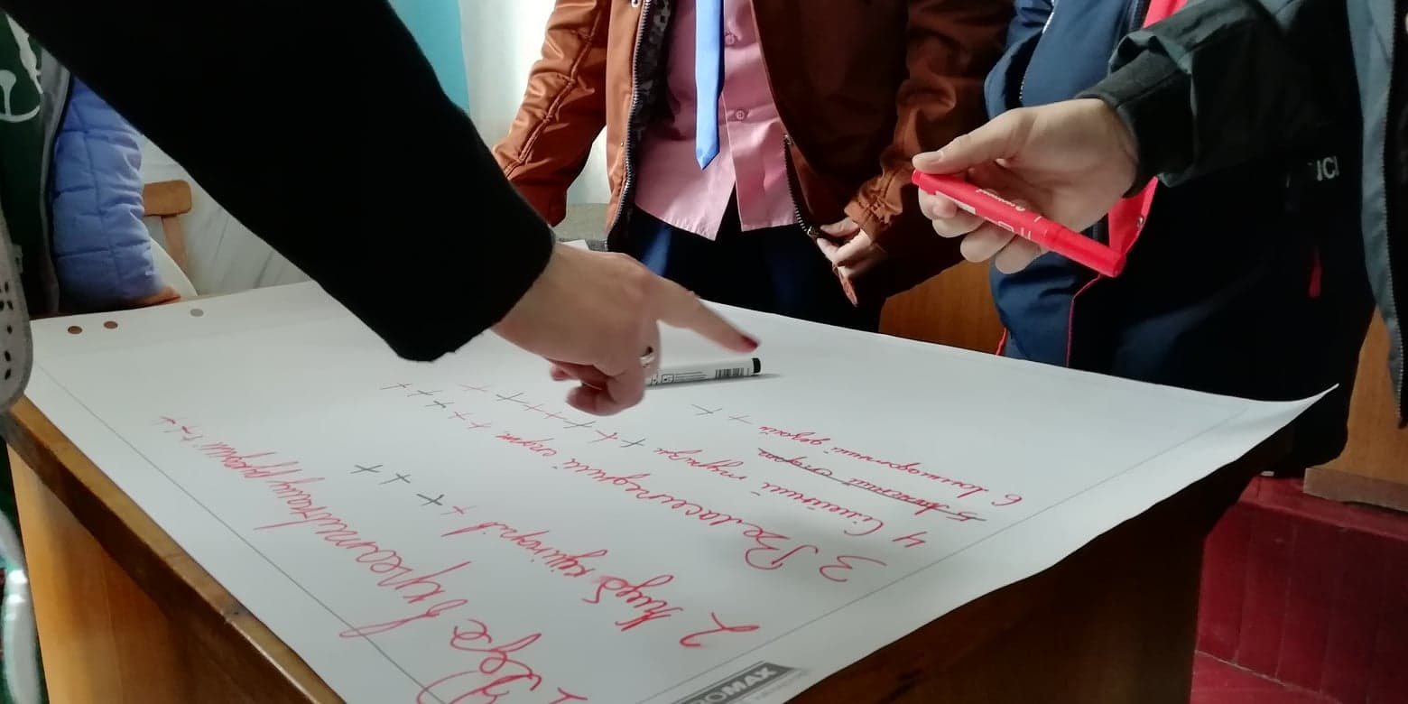 Youth and AH specialists studied project management in Kornyn