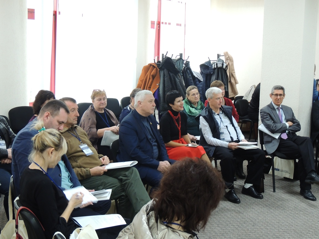 Accession of hromadas to Sievierodonetsk discussed in Luhansk Oblast